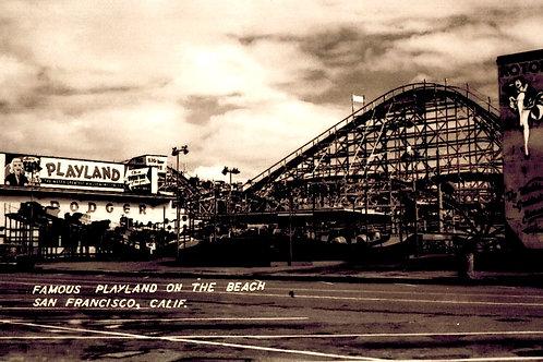SF Playland 1951