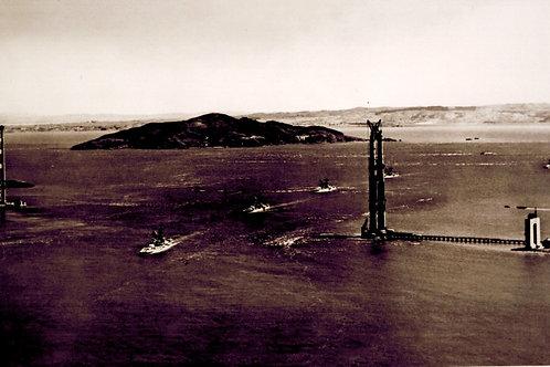 The Pacific Fleet through the SF Gate 1934