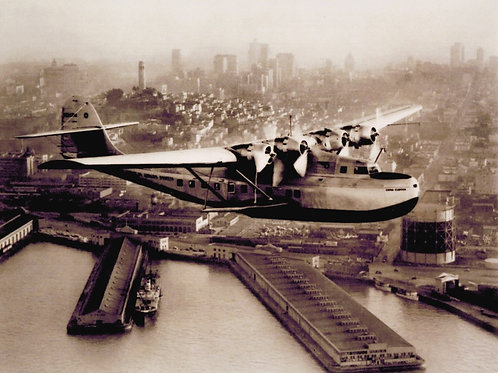 Pan Am Clipper 1936