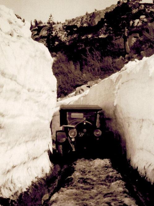 Tallac Mountain 1919