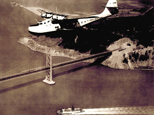 Pan Am Clipper 1936