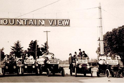 Mountain View circa 1915