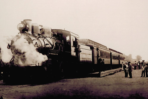 Ocean Shore Rail Road circa 1915