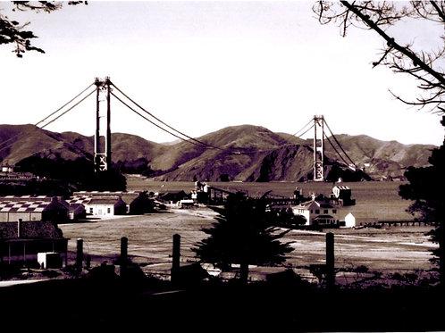 Golden Gate Bridge 1935