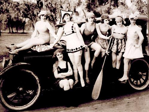 Local culture 1919