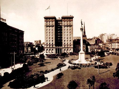 Union Square 1905