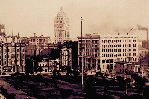 Union Square circa 1895