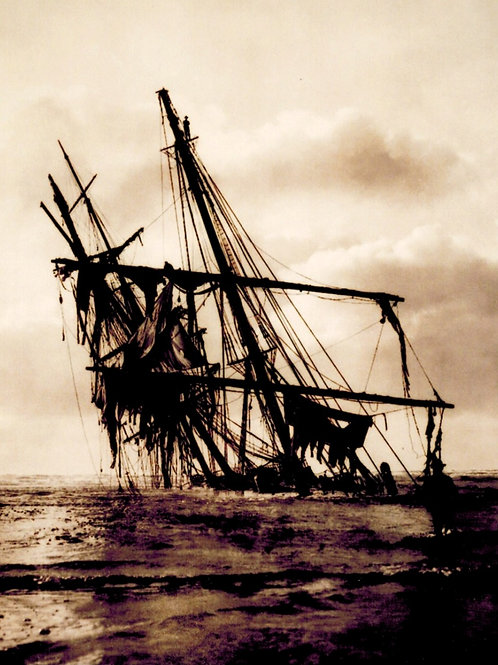 Wreck of the Alice 1905