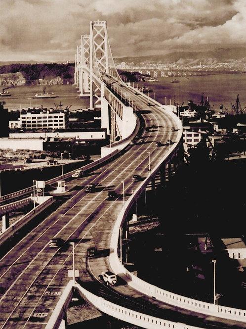 Bay Bridge 1937