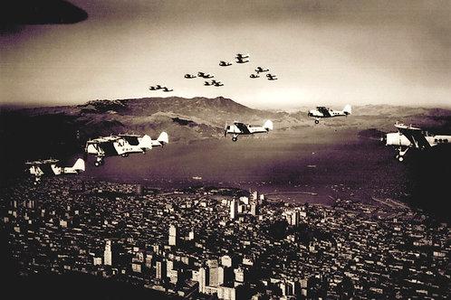 San Francisco Air Force 1936