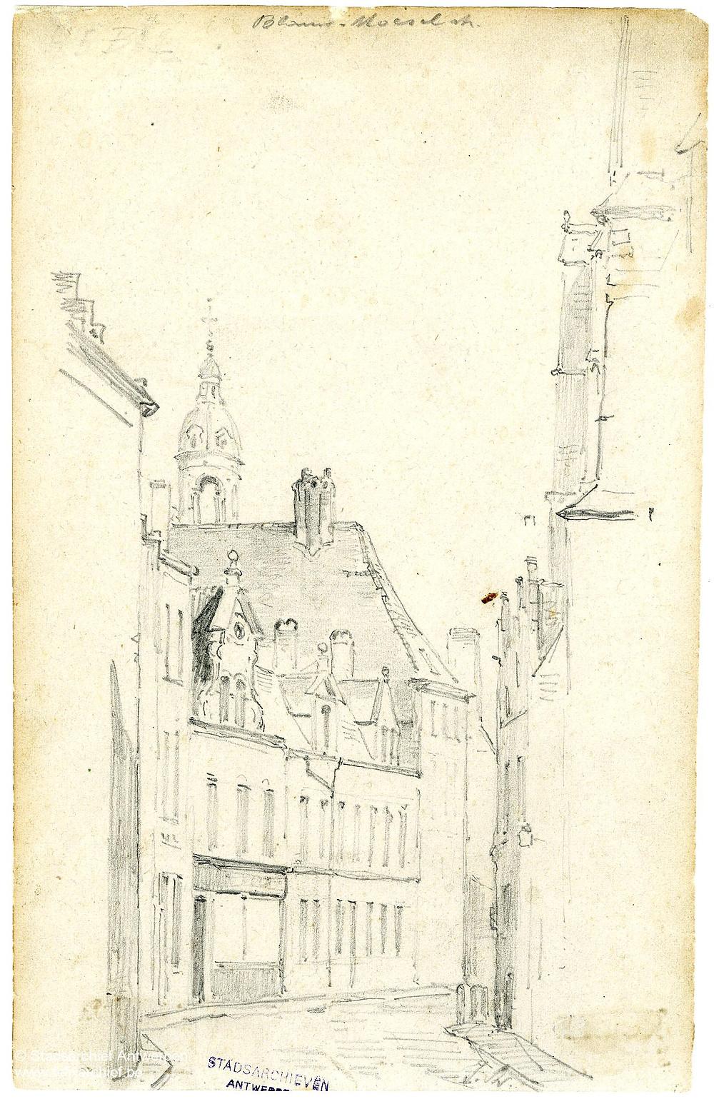 Blauwmoezelstraat