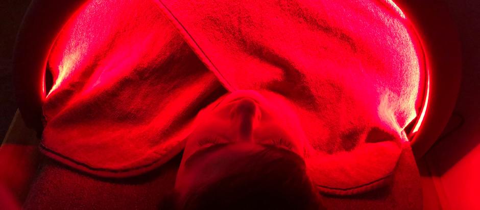 Sweat Yourself Skinny with Infrared Sauna