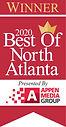 BEST OF NORTH ATLANTA 2020 WINNER