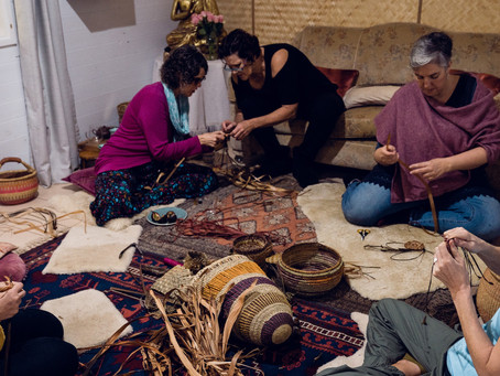 5 Reasons to Connect to the Medicine of Weaving Circles