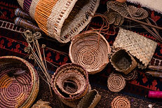 Lea Evergreen Weaving