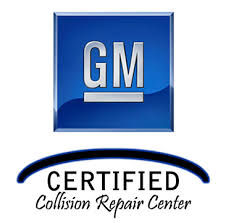 We are certified to work with all General Motor vehicles