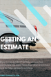 Getting an estimate