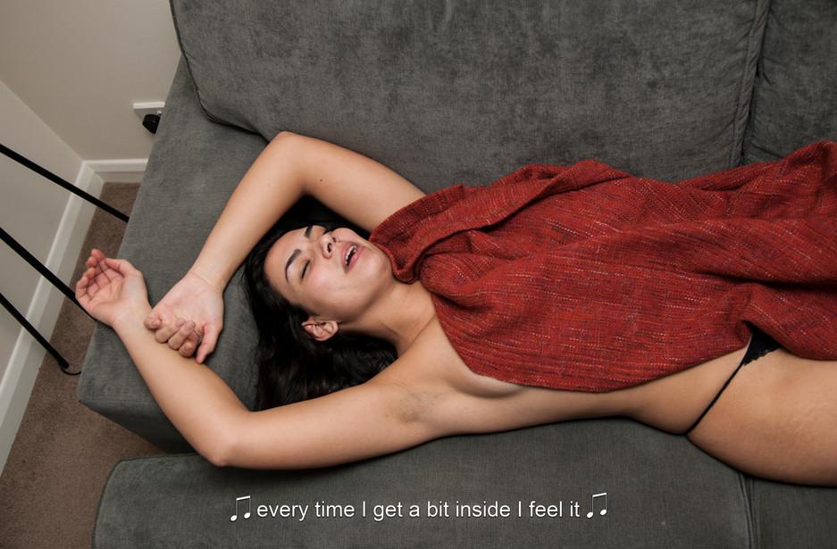 Model : Beatriz Carvalho Song Lyrics : Daniel Caeser