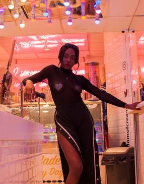 Model : Ravinn Cooke-houston