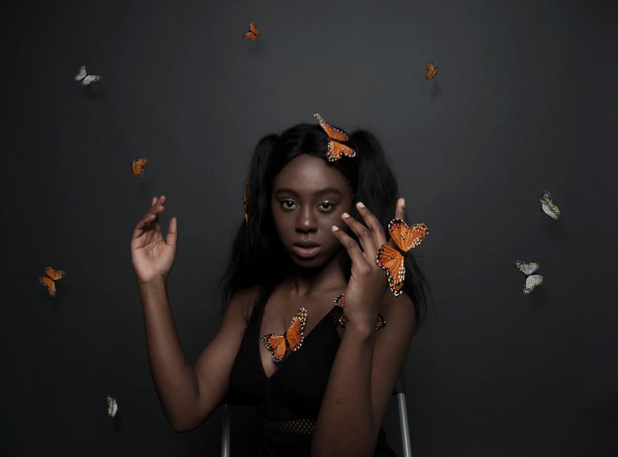 Model : Ravin Cooke-Houston