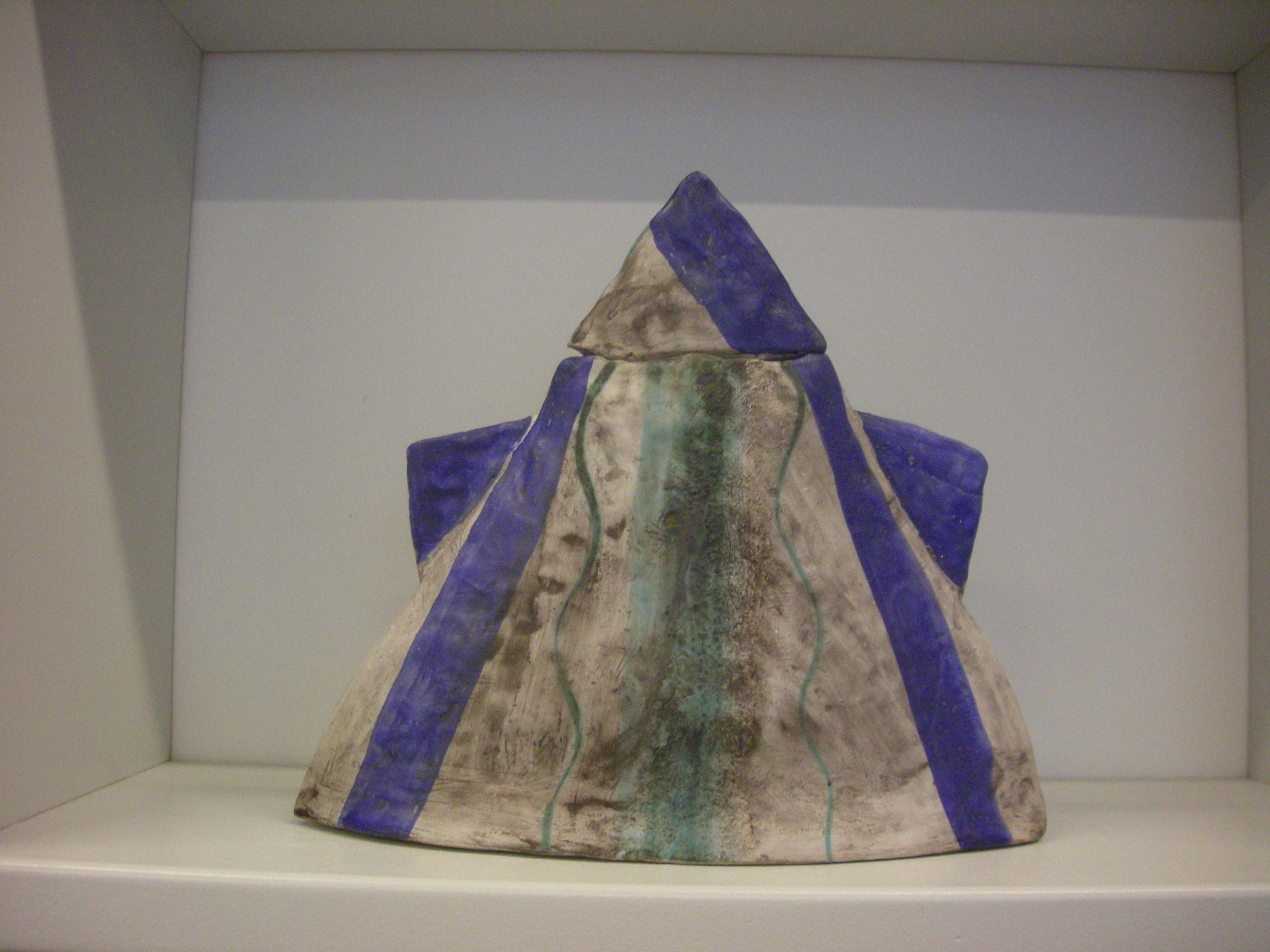Vaso triangolo
