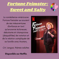 Fortune Feimster: Sweet and Salty