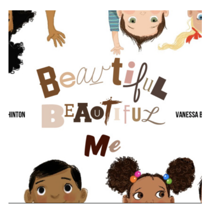 Beautiful Beautiful Me book.