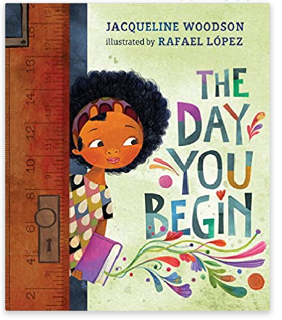 The Day You Begin book.