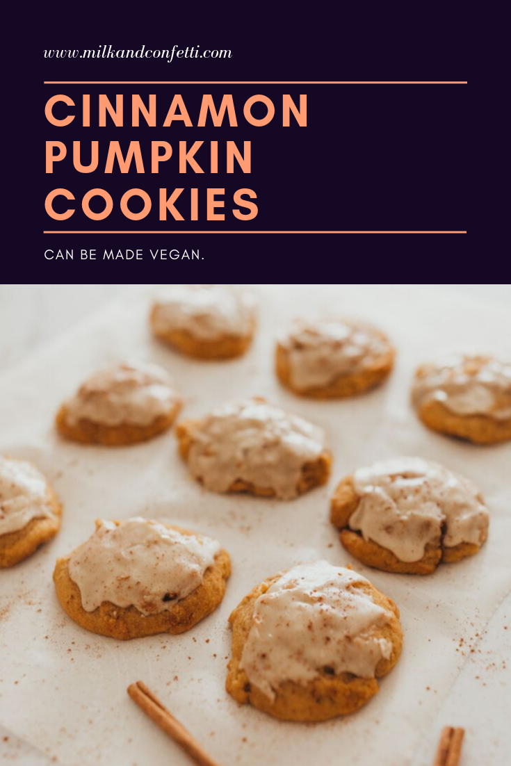 The best pumpkin cookies for fall