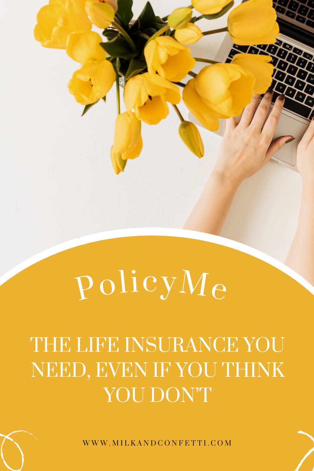 PolicyMe is the life insurance you need.
