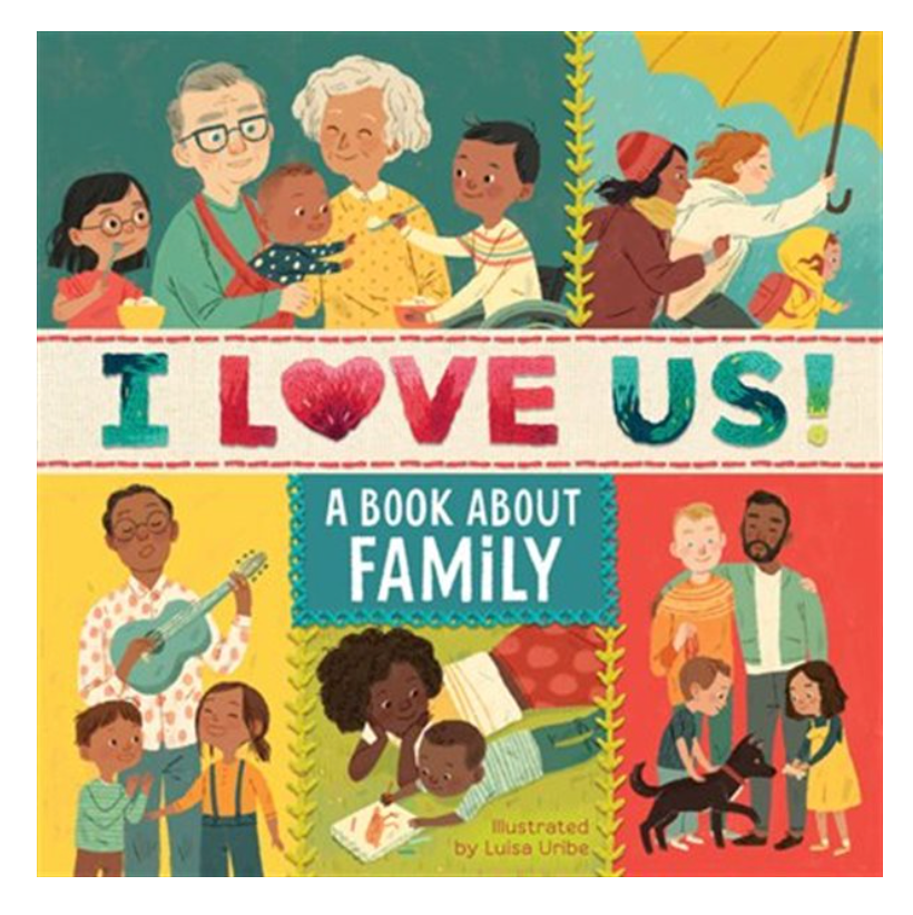Here is a list of our most loved children's books that focus on family, gratitude and love.