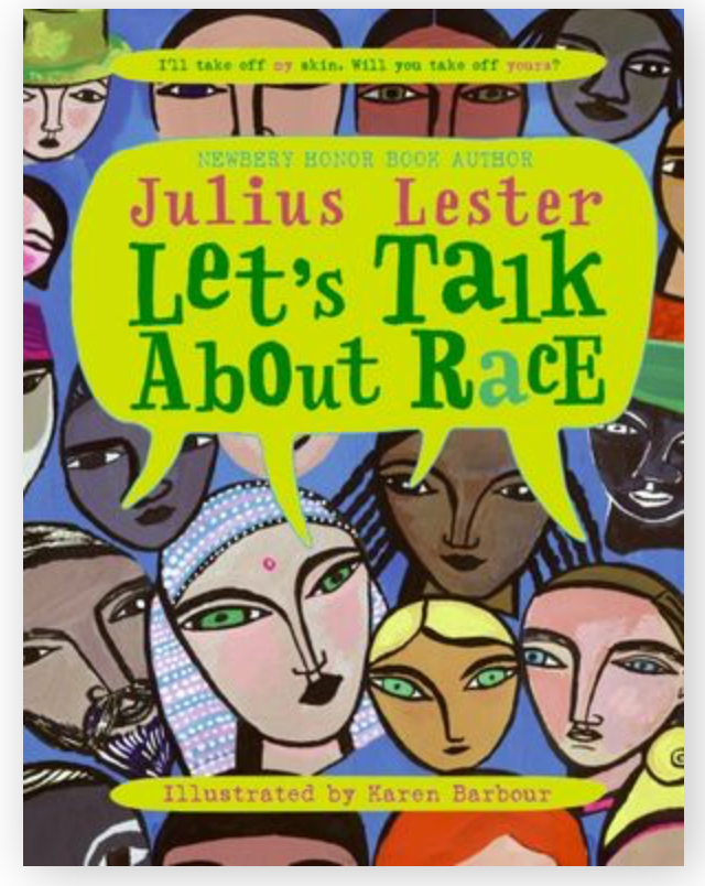 Let's talk about race book.