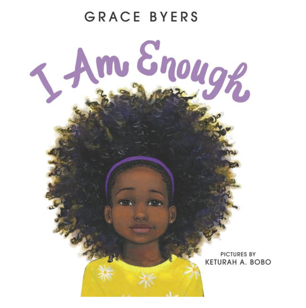 I Am Enough book