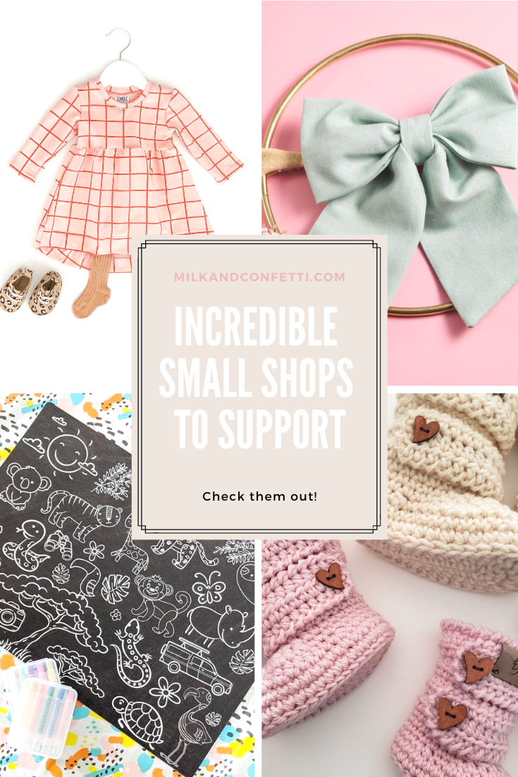 CANADIAN SMALL SHOPS YOU WILL LOVE