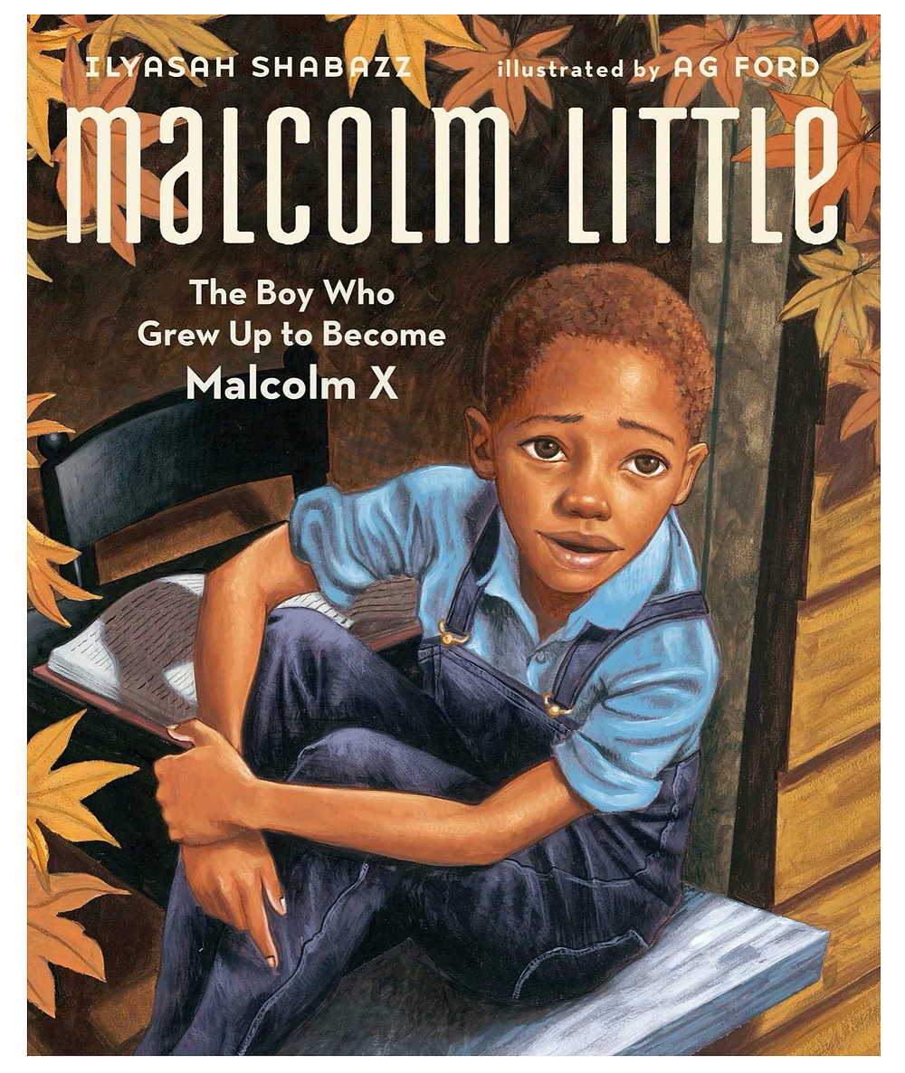 Malcolm Little book.