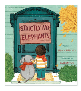 Strictly No Elephants book.