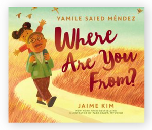 Where are you from book