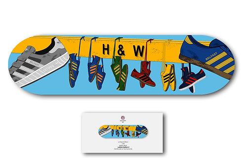 Adidas Belfast 2 - skate deck