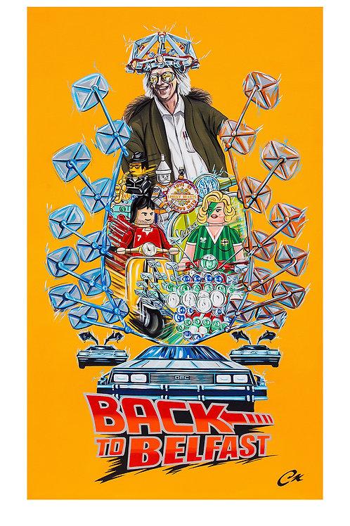 'Back to Belfast' 1/10 Giclee Print