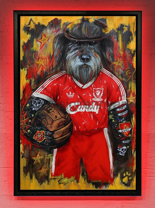 'Peaky Scouser Red'