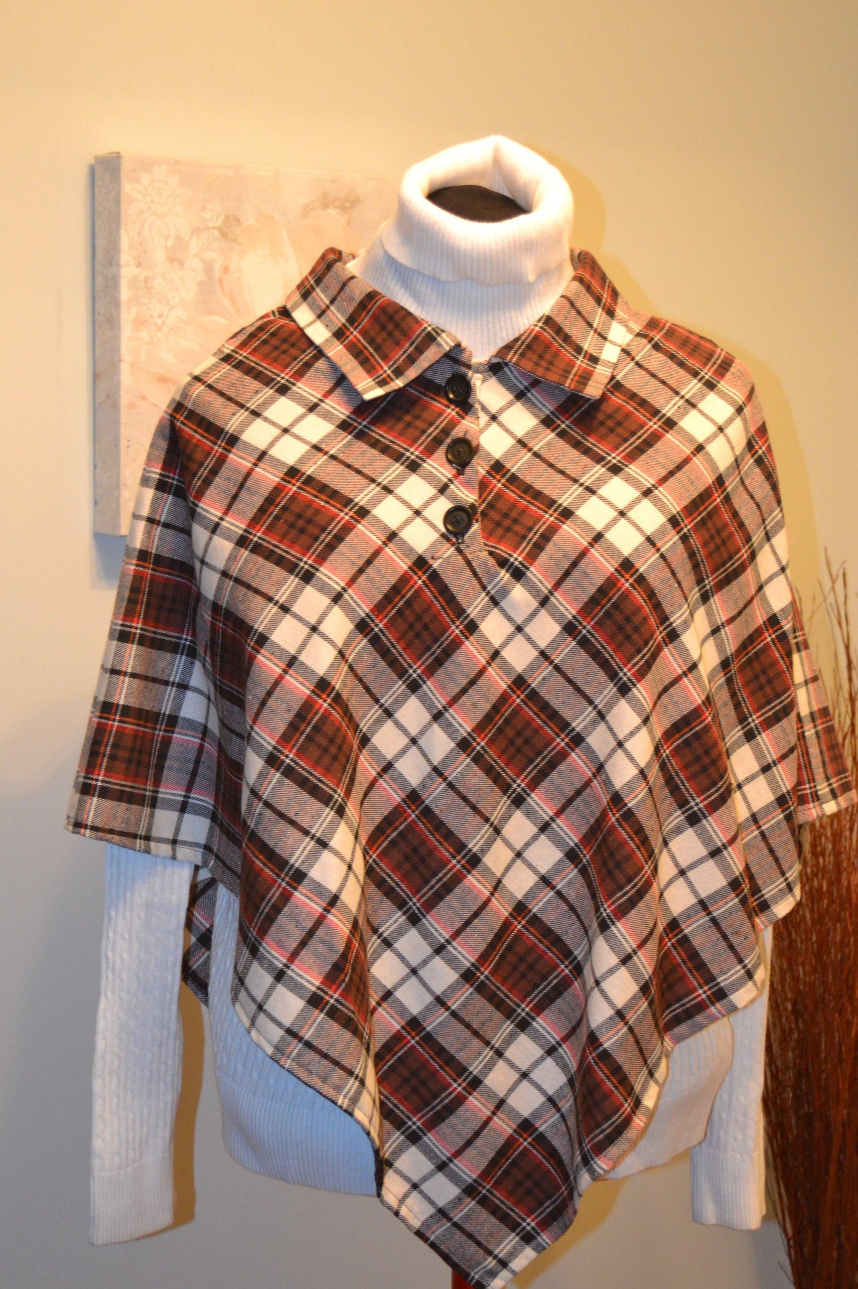 $30 Plaid Shirtcape2_edited