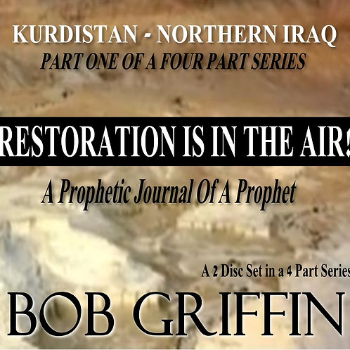'KURDISTAN, IRAQ #1 - RESTORATION IS IN THE AIR'
