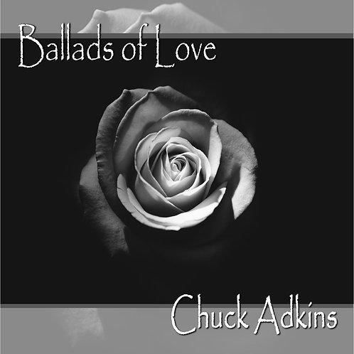 BALLADS OF LOVE (CD)