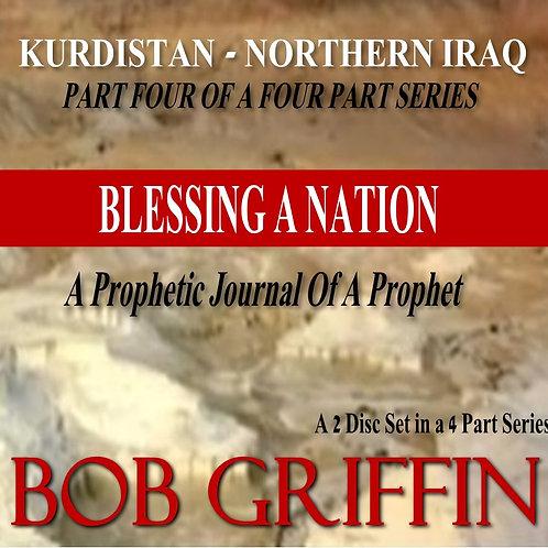 'KURDISTAN, IRAQ #4 - BLESSING A NATION