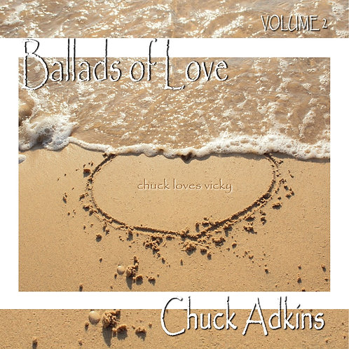 BALLADS OF LOVE - VOLUME 2 (CD)