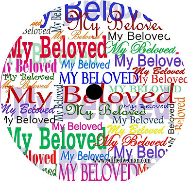'MY BELOVED' COMPACT DISC FACE.jpg