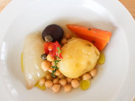 料理教室「ひよこ豆の使い方」