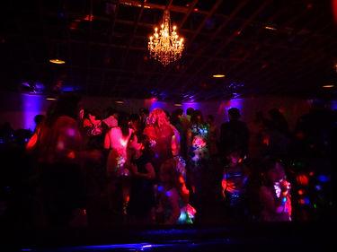 Uplights & Dance floor lights - Brett Brisbois Events