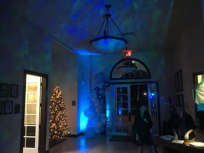 Under the sea themed event, Brett Brisbois Events, DJ Entertainment Florida