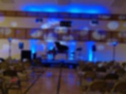 Live sound & lighting support